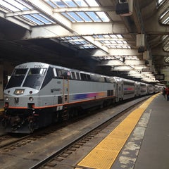 Photo taken at Newark Penn Station by William E A. on 6/30/2013