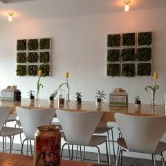 Photo taken at Green Bar & Kitchen by Brett C. on 4/20/2013