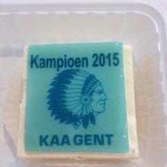 Photo taken at Jan Palfijn - Restaurant by Wendy S. on 5/27/2015