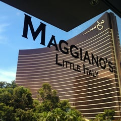 Photo taken at Maggiano's Little Italy by Travis M. on 5/3/2014