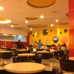Photo taken at Richeese Factory by Febrian R. on 7/28/2013