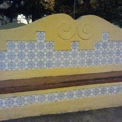 Photo taken at Avenida Visconde de Albuquerque by Aldo on 1/2/2014