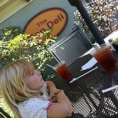 Photo taken at The Gap Deli by Aaron B. on 9/22/2014