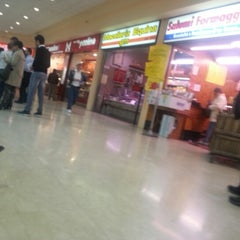 """Photo taken at Centro Commerciale """"Bonola"""" by William D. on 10/22/2012"""