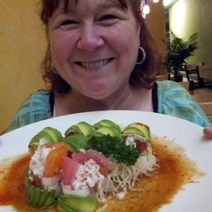 Photo taken at Sushi I by Sonya M. on 9/2/2013