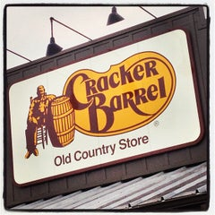 Photo taken at Cracker Barrel Old Country Store by Michael C. on 11/23/2012