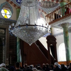 Photo taken at Ali Osman Camii by Muhammed Enes S. on 11/15/2013