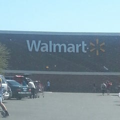 Photo taken at Walmart Supercenter by Michael S. on 9/14/2012