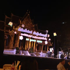 Photo taken at Coronation Hall (C Building) by Khun_ake on 10/26/2013
