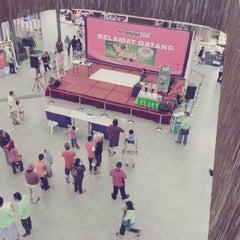 Photo taken at Amanjaya Mall by Baroks@ W. on 12/30/2012