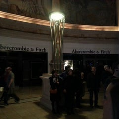 Photo taken at Abercrombie & Fitch by Diego on 12/31/2012