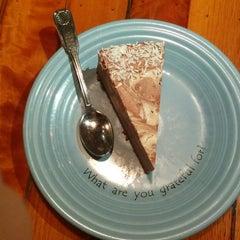 Photo taken at Café Gratitude by Alice on 3/25/2015