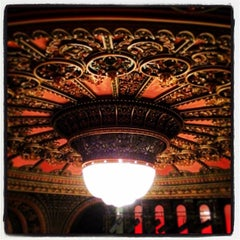 Photo taken at The Grand Theatre by Paul L. on 11/1/2013