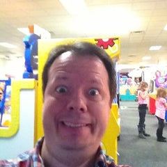 Photo taken at Chuck E. Cheese's by Brad M. on 11/12/2012