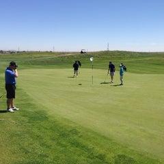 Photo taken at Murphy Creek Golf Course by Josh H. on 6/26/2014