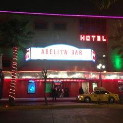Photo taken at Adelita Bar by JohnnyAbsinthe on 3/23/2013