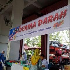 Photo taken at Jabatan Bomba dan Penyelamat Perak by Ah B. on 2/4/2013