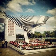Photo taken at Арена 2000 Локомотив / Arena 2000 Lokomotiv by Дмитрий К. on 9/13/2013