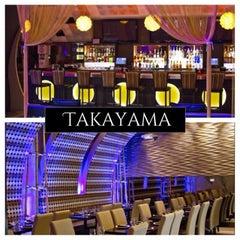 Photo taken at Takayama Sushi Lounge by Visit i. on 3/15/2014