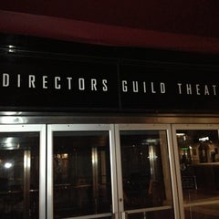Photo taken at Directors Guild Theater by MrJOliphant on 11/11/2012