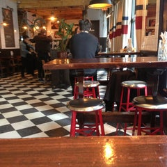 Photo taken at Brinkley's Broome Street by Craig E. on 1/17/2013