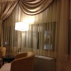Photo taken at Hotel Metro by David N. on 1/12/2013