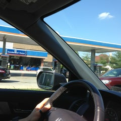 Photo taken at Cumberland Farms by David N. on 6/21/2013