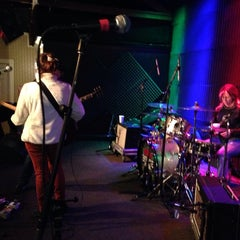 Photo taken at Tupelo Music Hall by Kristen R. on 4/26/2014