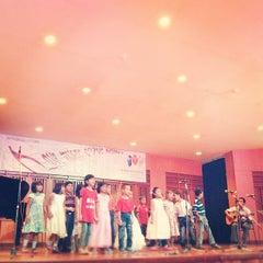 Photo taken at Universitas Pelita Harapan by rio o. on 12/2/2012