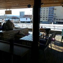 Photo taken at Cafe Tullis by Jens N. on 2/20/2013