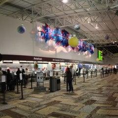 Photo taken at Nashville International Airport (BNA) by Scott W. on 1/1/2013
