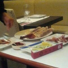 Photo taken at Restaurante Wei Montecarmelo by Patricia M. on 10/10/2012