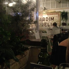 Photo taken at Jardim Aurélia Restaurante e Eventos by Marcio on 6/29/2013