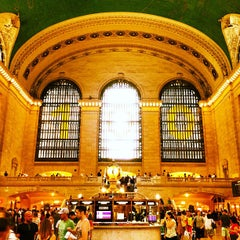 Photo taken at Grand Central Terminal by Darold C. on 7/20/2013