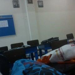 Photo taken at SMA Muhammadiyah 2 Surabaya by Febradhana I. on 9/25/2012