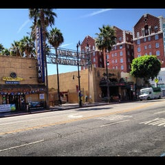 Photo taken at The Egyptian Theatre by Miguel F. on 10/12/2012