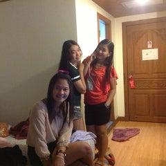Photo taken at โรงแรมอโยธยา (Ayothaya Hotel) by Nuch on 9/6/2013