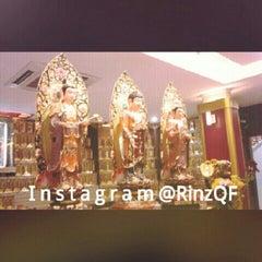 Photo taken at Vihara Buddhayana by RinzQF on 10/29/2012