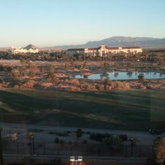 Photo taken at Suncoast Hotel & Casino by Steve P. on 1/3/2013