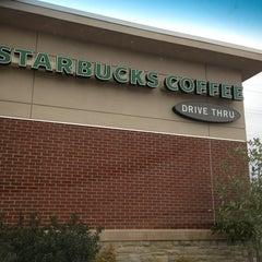 Photo taken at Starbucks by Jennifer W. on 12/20/2012