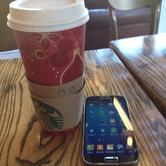 Photo taken at Starbucks by Dave S. on 11/5/2013