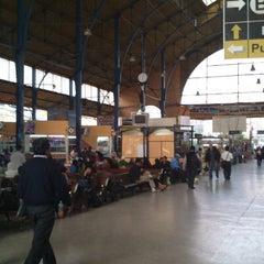 Photo taken at Terminal de Buses by Daniel L. on 10/17/2012