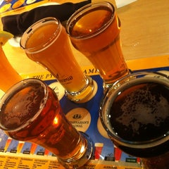 Photo taken at Pyramid Alehouse Brewery by Nocturnal on 11/10/2012