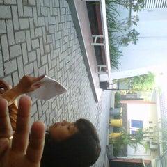 Photo taken at SMK Farmasi Surabaya by Inayah B. on 10/11/2012