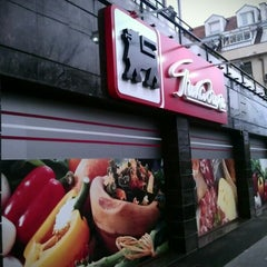 Photo taken at Пикадили (Piccadilly) by Jana T. on 11/14/2012