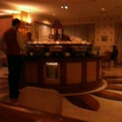 Photo taken at Hotel Kaisar by Rikky Mahesa I. on 10/10/2012