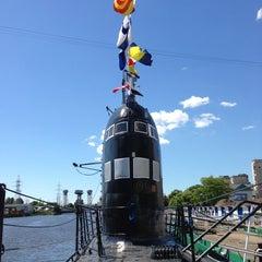 Photo taken at Подводная лодка «Б-413» by Rik on 6/12/2013