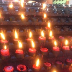 Photo taken at Basilica Minore del Santo Niño by Princess Sunshine S. on 5/6/2013