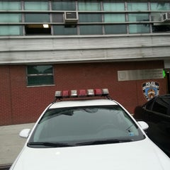 Photo taken at NYPD - 107th Precinct by Rob H. on 6/13/2013