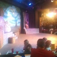 Photo taken at Pocket Sandwich Theatre by Brandon C. on 7/18/2014